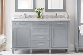 Shop Bathroom Vanities  Vanity Cabinets At The Home Depot - Bathroom basin with cabinet