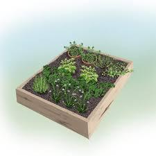 Herb Garden Layouts Fresh And Handy 4 X 4 Foot Herb Garden Bonnie Plants