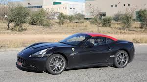 Ferrari California 2013 - 2015 ferrari california mule spied in southern europe