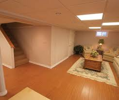 beautiful wood laminate basement flooring in philadelphia