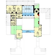 southwestern estate home 16385md architectural designs house