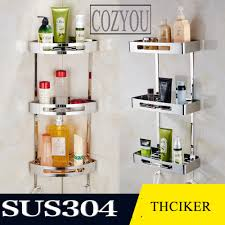 Bathroom Shelves Compare Prices On Stainless Bathroom Shelf Online Shopping Buy