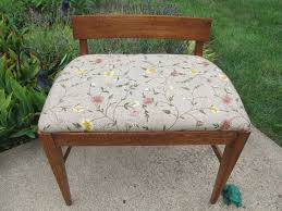 Griffin Piano Bench Vintage Piano Stool Ebay