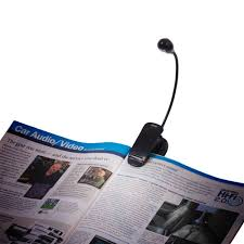 reading light for books clip flexible book light clip on dual led lighting l hands free for