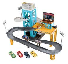 Plan Toys Parking Garage Canada by Fast Lane Multi Level Parking Garage Playset Colors May Vary