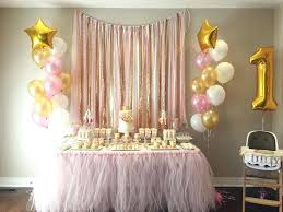 birthday decoration ideas table setting ideas for party