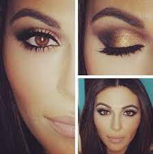 nice eye make up for brown eyes