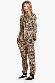 cheetah jumpsuit jumpsuit leopard print sale h m us