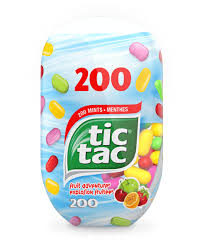 tic tac flavours tic tac