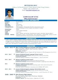 Job Objectives For Resume by How To Make A Simple Job Resume Simple Job Resume Jennywashere Com