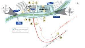 Disney Springs Map I4 Ramp To Disney Springs And Buena Vista Drive Traffic Plans