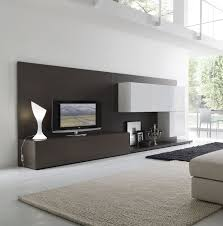 modern living room with fireplace and tv unique white floor lamp