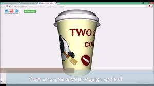 Cup Design Paper Cup Design Ice Cream Cup Design Popcorn Bucket Design On