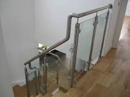 Stair Banister Glass Interior Glass Floor Affordable Home Furniture Staircase Banister