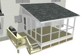 screen porch building plans photo shed roof plan images home art studio design ideas garage