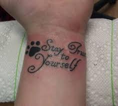 43 wonderful quote wrist tattoos