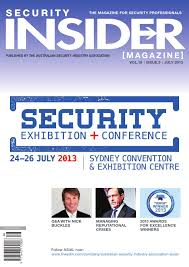 security insider june july 2013 by asial issuu