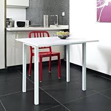 table blanche de cuisine table de cuisine blanche et bois fabulous chaise unique a manger