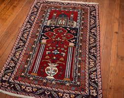 prayer rug etsy