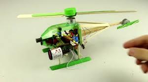 membuat mainan dr barang bekas membuat helikopter dari barang bekas mudah kok simak caranya di