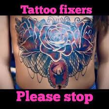 why the british tattoo industry has beef with u0027tattoo fixers u0027 vice