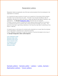 model resignation letter gallery letter what should a cover letter