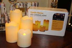 Outdoor Candle Lighting by Candles Sears
