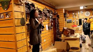 black forest cuckoo clock shop in germany samho tour april 8