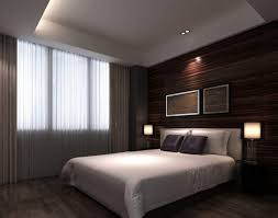 romantic bedroom ideas wall mounted wooden rectangle long black
