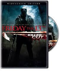 amazon black friday movie deals schedule amazon com friday the 13th killer cut widescreen edition