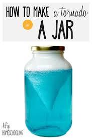 how to make a tornado in a jar fun science for kids fun