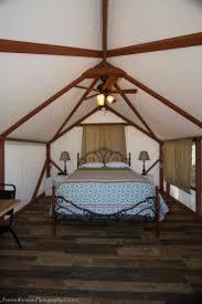 tent cabin mariposa fair bungalow tent cabins caravan park discover