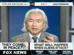 Aliens Meme Video - what will happen when aliens attack michio kaku youtube