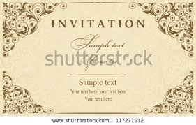 Wedding Invitation Cards Font Styles Wedding Invitation Cards Download Free Vector Art Stock