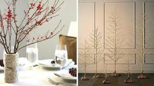 Vase With Twigs 13 Festive Diy Ways To Hack Restoration Hardware U0027s Holiday Line