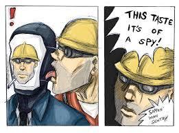 Spy Meme - image taste of spy meme jpg jojo s bizarre encyclopedia