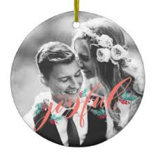 newlywed ornaments keepsake ornaments zazzle