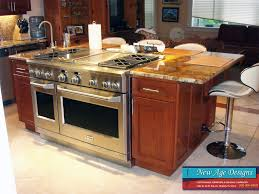 large custom kitchen islands brucall com