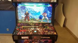sit down arcade cabinet 43 4k sit down arcade machine youtube