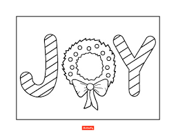 joy coloring pages