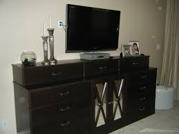 Wall Mount Tv In Apartment Tv Stands Small Apartment Bedroom Trends With Stand Dresser For
