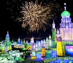 harbin snow and ice festival 2017 the harbin ice and snow sculpture festival is a feat of human
