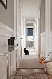 dark gray bound sisal hallway runner design ideas