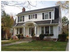 Front Porches On Colonial Homes Dutch Colonial Transformation Bing Images Dutch Colonial