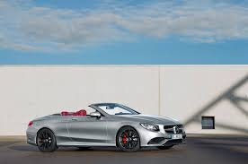 first mercedes 1900 2016 detroit mercedes presents s63 amg cabriolet