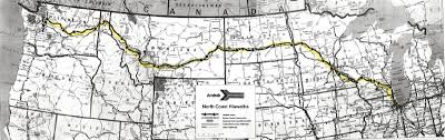 Amtrak Rail Map Liberal Politicians Advocate Southern Montana Amtrak Route Would