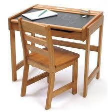 Kid School Desk Back To School Creative Chalkboard Top Desk For