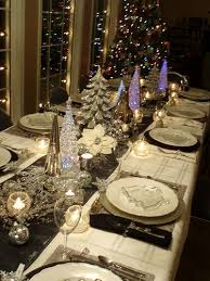 Decoration For Christmas Dinner by 442 Best Table Settings For Christmas Images On Pinterest