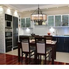 oil rubbed bronze kitchen lighting elk lighting diffusion oil rubbed bronze four light chandelier on sale