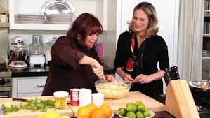 the barefoot contessa ina garten ina garten was born to cook cbs news